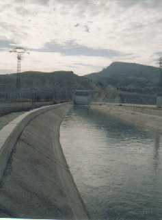 Canal del Trasvase